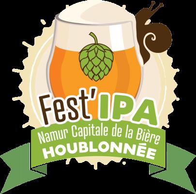 Fest'IPA - Namur Capitale de la Bière houblonnée